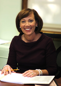 Jean Houghton Named President of the Aim Higher Foundation